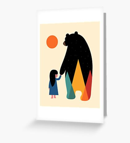 Go Home Greeting Card
