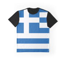 Greece Graphic T-Shirt