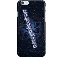 Argonian omegahedron iPhone Case/Skin