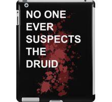 Murder Druid iPad Case/Skin