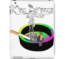 Mac DeMarco - smokin shit iPad Case/Skin