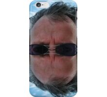 The Artist as a Reversible Head iPhone Case/Skin