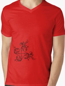 k6 Mens V-Neck T-Shirt