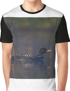 Common loon  Graphic T-Shirt
