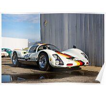 Porsche Carrera 6 Poster