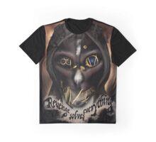 Revenge Solves Everything Graphic T-Shirt