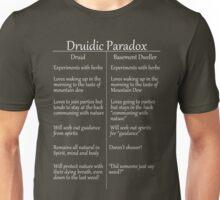 The Druidic Paradox Unisex T-Shirt