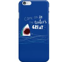 Great Advice Shark iPhone Case/Skin