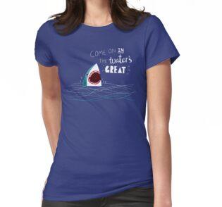 Great Advice Shark Unisex T-Shirt