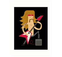 For Those About To Rock Art Print