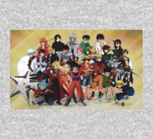 Anime 2 Kids Tee