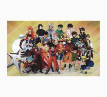 Anime 2 One Piece - Long Sleeve