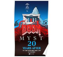 DOOM & Myst: 20 Years After Poster