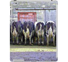 Bare Behinds!! iPad Case/Skin