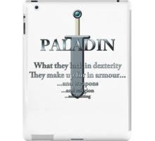 My Dex ain't so great... iPad Case/Skin