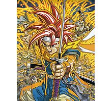 Crono - Heroe Sword Photographic Print