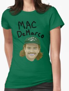 Mac DeMarco - Good Molestor Womens Fitted T-Shirt