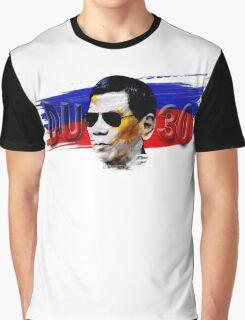 Duterte-Pres Graphic T-Shirt