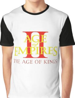 Age of Empires 2  Graphic T-Shirt