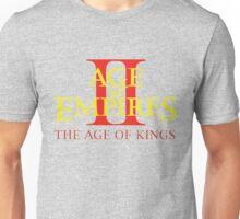 Age of Empires 2  Unisex T-Shirt