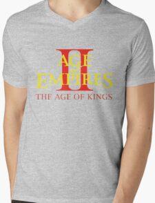 Age of Empires 2  Mens V-Neck T-Shirt