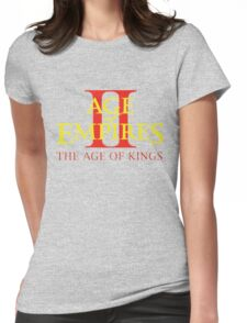 Age of Empires 2  Womens Fitted T-Shirt