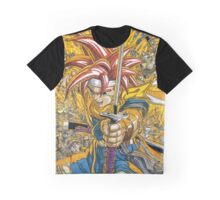 Crono - Heroe Sword Graphic T-Shirt