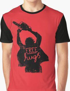 Free Hugs Graphic T-Shirt