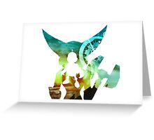 Ratchet and Clank. A Crack in Time Greeting Card