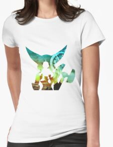 Ratchet and Clank. A Crack in Time Womens Fitted T-Shirt