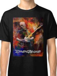 DAVID GILMOUR WORLD TOUR 2016 Classic T-Shirt
