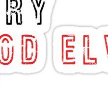 Get over it! - Demons/Blood Elves Sticker