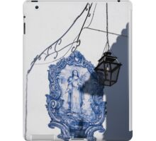 Lisbon Lamp iPad Case/Skin