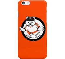 Ghost Bear iPhone Case/Skin