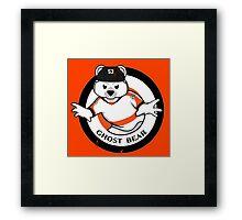 Ghost Bear Framed Print