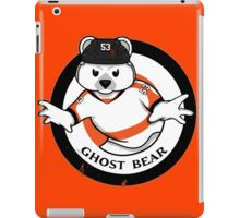 Ghost Bear iPad Case/Skin