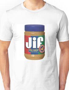 Jif Peanut Butter (Extra Crunchy) Unisex T-Shirt