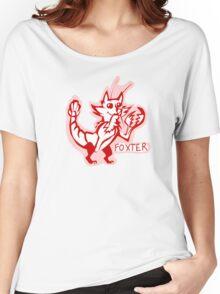 Foxter Women's Relaxed Fit T-Shirt