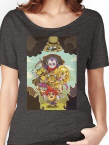Chibi Chrono Trigger Women's Relaxed Fit T-Shirt