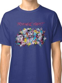 Triangle Fight's Face-Splash Classic T-Shirt