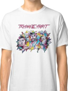 Triangle Fight's Face-Splash Classic T-Shirt