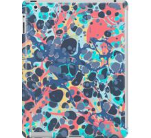 Urban Hip Hop Splash Psychedelic Colors Abstract Pattern iPad Case/Skin