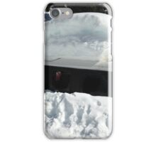 Snowed in iPhone Case/Skin
