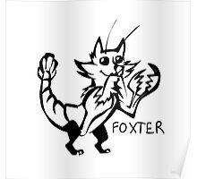Foxter Poster