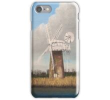 St Benets Level iPhone Case/Skin