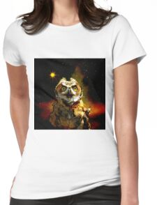 Star Struck Womens Fitted T-Shirt