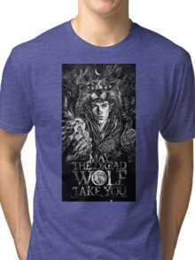 The Trespasser - Dragon Age Tri-blend T-Shirt