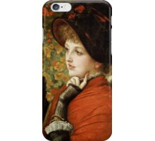 James Tissot - Type Of Beauty iPhone Case/Skin