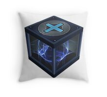 Nanotech Throw Pillow