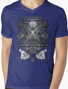 Winya No. 57 Mens V-Neck T-Shirt